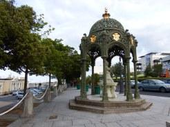 Queen Victoria Monument Dun Laoghaire